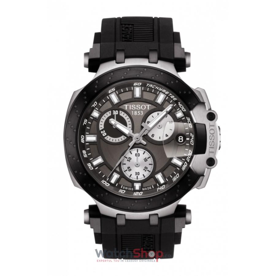 Ceas Tissot T-Race T115.417.27.061.00 Cronograf original pentru barbati