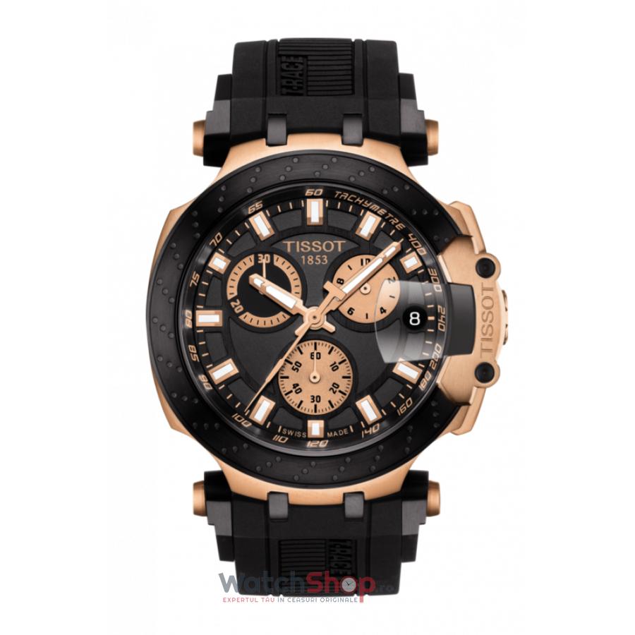 Ceas Tissot T-Race T115.417.37.051.00 Cronograf original pentru barbati