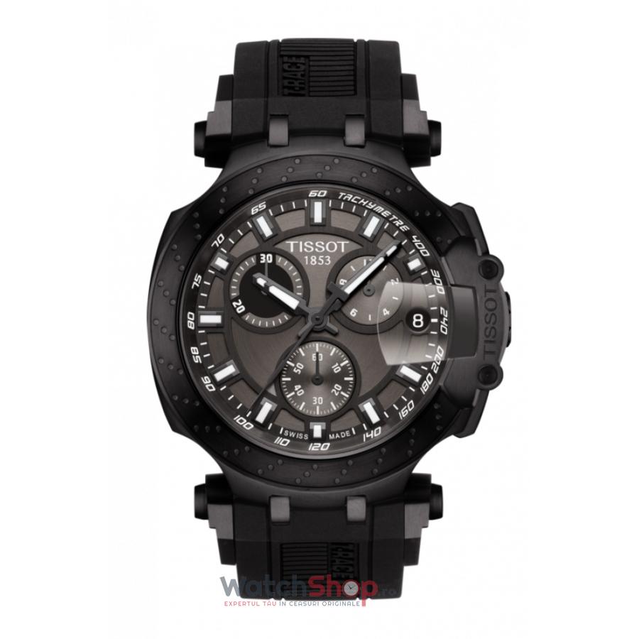Ceas Tissot T-Race T115.417.37.061.03 Cronograf original pentru barbati